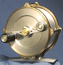 The Heritage Bi-Metal Reel