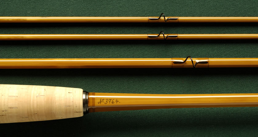 Edward Barder Fly Rods West Slope Classic Fly Tackle